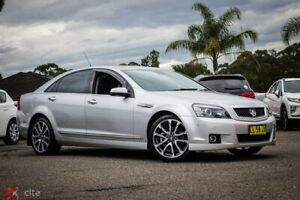 2017 Holden Caprice WN II MY17 V Silver 6 Speed Sports Automatic Sedan Ryde Ryde Area Preview