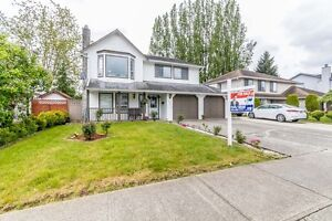 Completely Renovated Home in West Abbotsford