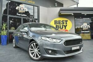 2016 Ford Falcon FG X XR6 Grey 6 Speed Sports Automatic Sedan Campbelltown Campbelltown Area Preview