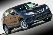 2014 Nissan Qashqai J11 ST Black 1 Speed Constant Variable Wagon Ferntree Gully Knox Area Preview