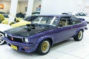 1976 Holden Torana LX SS Royal Plum 4 Speed Manual Liftback Carss Park Kogarah Area Preview