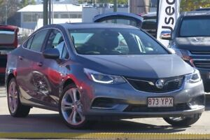 2017 Holden Astra BL MY17 LTZ Grey 6 Speed Sports Automatic Sedan East Toowoomba Toowoomba City Preview
