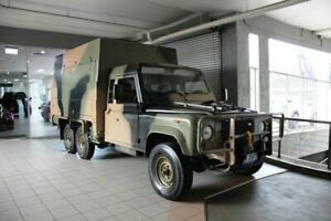 1990 Land Rover 110 GENERAL MAINTENANCE 6X6 Camouflage Manual LIGHT TRUCK Thornleigh Hornsby Area Preview