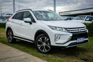 2018 Mitsubishi Eclipse Cross YA MY18 LS 2WD White 8 Speed Constant Variable Wagon Wangara Wanneroo Area Preview