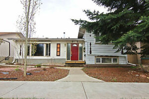 ELOQUENT 4-LEVEL SPLIT HOME W/HEATED GARAGE IN WEST JASPER PLACE