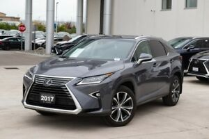 2017 Lexus RX 350 Luxury, No Accidents, One Owner, Leather/Roof/
