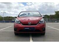 2021 Honda Jazz 1.5 i-MMD (107ps) EX Auto Hatchback Petrol Automatic