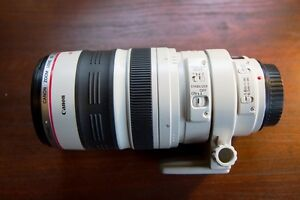 Canon EF 100-400mm f/4.5-5.6 IS USM L Lens