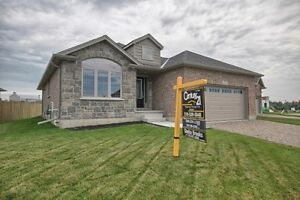 Quality Built Bungalow - quick closing available!
