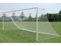 2 x Football Goal Nets