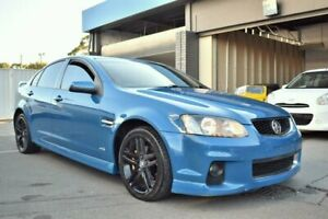 2011 Holden Commodore VE II SV6 Blue 6 Speed Sports Automatic Sedan Liverpool Liverpool Area Preview