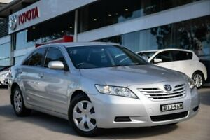 2007 Toyota Camry ACV40R Altise Silver 5 Speed Automatic Sedan Castle Hill The Hills District Preview