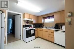 East side 2 bedroom basement apt in private office building