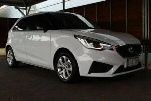 2019 MG MG3 (No Series) Core White Automatic Glebe Hobart City Preview