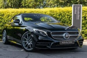 2019 Mercedes-Benz S-Class A217 809MY S560 9G-Tronic Black 9 Speed Sports Automatic Cabriolet Narre Warren Casey Area Preview