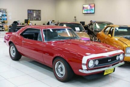 1967 Chevrolet Camaro 5.7 Red Automatic Coupe Carss Park Kogarah Area Preview