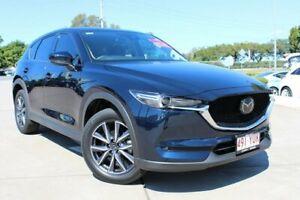 2019 Mazda CX-5 KF4WLA GT SKYACTIV-Drive i-ACTIV AWD Blue 6 Speed Sports Automatic Wagon Noosaville Noosa Area Preview