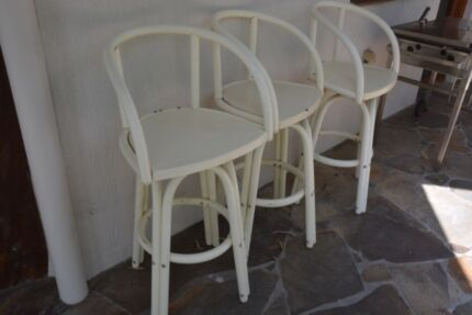 Wine Barrel Stools High Back Chairs Padded Upholstered Stools Bar Stools Gumtree