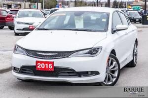 2016 Chrysler 200 200 S MODEL !!