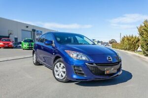 2011 Mazda 3 BL10F2 Neo Blue 6 Speed Manual Hatchback Lonsdale Morphett Vale Area Preview
