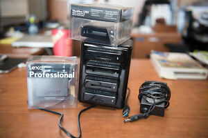 Lexar Pro Workflow card readers