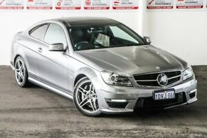 2012 Mercedes-Benz C63 W204 MY13 AMG 7 Speed Automatic G-Tronic Coupe Myaree Melville Area Preview