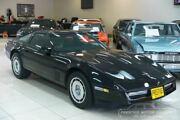 1985 Chevrolet Corvette Black Automatic Coupe Carss Park Kogarah Area Preview
