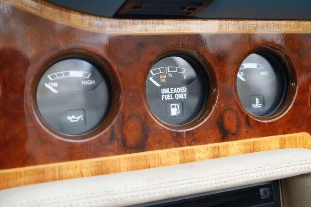 Image 22 Coche Americano usado Rolls-Royce Corniche 1991