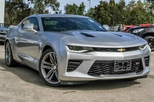 2018 Chevrolet Camaro MY18 2SS Nitrate 8 Speed Sports Automatic Coupe Noosaville Noosa Area Preview