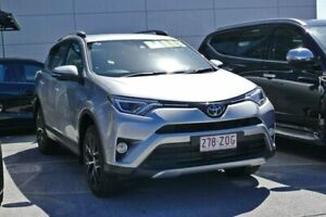 2018 Toyota RAV4 ASA44R GXL Silver Sports Automatic Capalaba Brisbane South East Preview