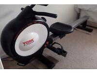 York - Drum Exercise Rowing Machine. Sliding Seat.