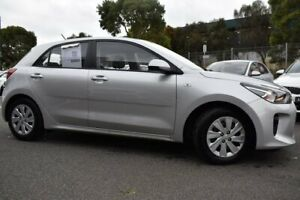 2018 Kia Rio YB MY18 S Silver 4 Speed Sports Automatic Hatchback Mill Park Whittlesea Area Preview