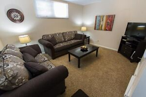 1 Bedroom Fully Furnished suite