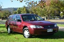 1998 Toyota Camry SXV20R CSi Burgundy 4 Speed Automatic Wagon Cumberland Park Mitcham Area Preview