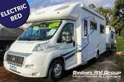 U3855 Sunliner Vibe Well Kept & Spacious With Electric Bed! Penrith Penrith Area Preview