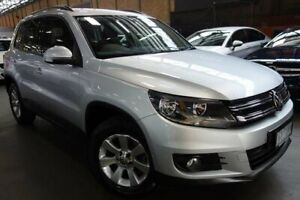 2013 Volkswagen Tiguan 5N MY14 132TSI DSG 4MOTION Pacific Silver 7 Speed Port Melbourne Port Phillip Preview