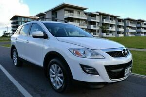 2009 Mazda CX-9 TB10A3 MY10 Classic White 6 Speed Sports Automatic Wagon Somerton Park Holdfast Bay Preview