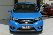 2016 Honda Jazz GF MY17 VTi-S Blue 1 Speed Constant Variable Hatchback Robina Gold Coast South Preview