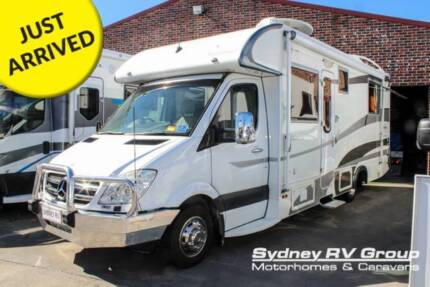 U3885 Sunliner Sunrise Superbly Appointed Luxury Motorhome Penrith Penrith Area Preview