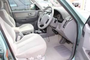2005 Hyundai Terracan Wagon Turbo Diesel