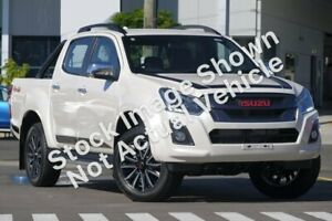 2019 Isuzu D-MAX MY19 X-Runner Crew Cab White 6 Speed Sports Automatic Utility Maddington Gosnells Area Preview