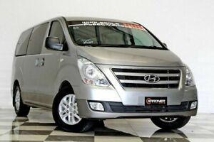 2017 Hyundai iMAX TQ Series II (TQ3) MY1 Silver 5 Speed Automatic Wagon Burleigh Heads Gold Coast South Preview