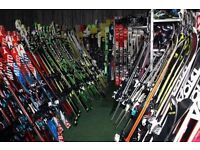 Used Skis and Ski Boots from Austria. The Latest Models of the Best Brands. Free Shipping.