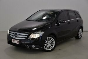 2012 Mercedes-Benz B200 CDI W246 BlueEFFICIENCY DCT Black 7 Speed Sports Automatic Dual Clutch Mansfield Brisbane South East Preview
