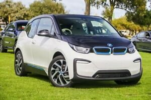 2019 BMW i3 I01 120AH White/cloth - 1 Speed Automatic Hatchback