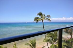 Maui Oceanfront 1br - Remodeled in Kaanapali Mahana 507