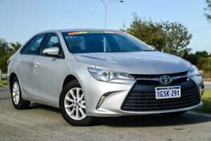 2015 Toyota Camry ASV50R Altise Silver 6 Speed Sports Automatic Sedan Clarkson Wanneroo Area Preview