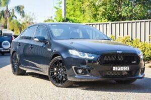 2016 Ford Falcon FG X XR6 Sprint Black 6 Speed Sports Automatic Sedan