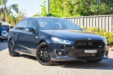2016 Ford Falcon FG X XR6 Sprint Black 6 Speed Sports Automatic Sedan Greenacre Bankstown Area Preview