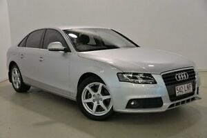 2008 Audi A4 B8 8K Multitronic Silver 8 Speed Constant Variable Sedan Mansfield Brisbane South East Preview